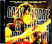 Gary Moore ゲイリー・ムーア/UK 1980