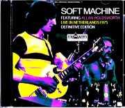Soft Machine Allan Holdsworth ソフト・マシーン/Netherlands 1975