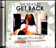 Beatles ビートルズ/ゲット・バック・セッション Glyn Johns Reel Compilation Vol.1