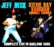 Jeff Beck,Stevie Ray Vaughan ジェフ・ベック スティーヴィー・レイ・ヴォーン/CA,USA 1989 Complete