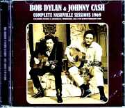Bob Dylan,Johnny Cash ボブ・ディラン ジョニー・キャッシュ/TN,USA 1969 Complete Sessions