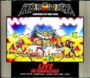 Helloween ハロウィン/Kanagawa,Japan 5.28.1989 S & V
