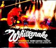 Whitesnake ポワイトスネイク/England,UK 3Days Complete