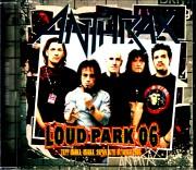 Anthrax アンスラックス/Osaka,Japan 2005