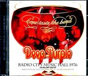 Deep Purple ディープ・パープル/NY,USA 1.23.1976 Upgrade