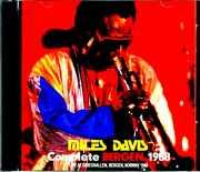 Miles Davis マイルス・デイビス/Norway 1988 Complete