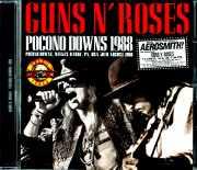 Guns N' Roses ガンズ・アンド・ローゼス/PA,USA 1988