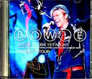David Bowie デビッド・ボウイ/Australia 2.20.2004