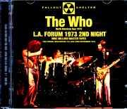 Who,The ザ・フー/CA,USA 11.23.1973