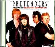 Pretenders プリテンダーズ/CA,USA 9.5.1981 Mike Millard Master Tapes