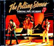 Rolling Stones ローリング・ストーンズ/MI,USA 1981 Upgrade