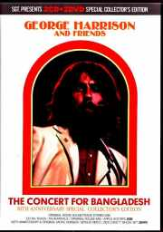 George Harrison ジョージ・ハリソン/ザ・コンサート・フォー・バングラデシュ The Concert for Bangladesh 50th Anniversary Special Collector's Edition