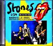 Rolling Stones ローリング・ストーンズ/TN,USA 2021