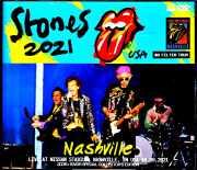 Rolling Stones ローリング・ストーンズ/TN,USA 2021 S & V