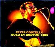 Elvis Costello エルヴィス・コステロ/MA,USA 1989