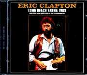 Eric Clapton エリック・クラプトン/CA,USA 2.9.1983 Complete