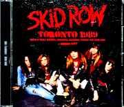 Skid Row スキッド・ロウ/Canada 1989 & more