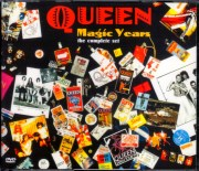 Queen クィーン/Magic Years Original Japan Videos