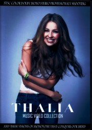 Thalia タリア/Music Video Collection