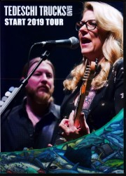Tedeschi Trucks Band テデスキ・トラックス・バンド/North America Tour Collection 2018