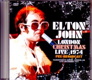 Elton John エルトン・ジョン/London,UK 1974 Pre-Broadcast Ver.