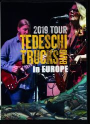 Tedeschi Trucks Band テデスキ・トラックス・バンド/Europe Tour Collection 2019