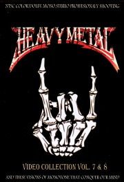 Various Artists Five Finger Death Punch,Machine Head,Firewind,Jorn,Gamma Ray/Heavy Metal Video Collection Vol.7 & 8