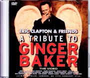 Eric Clapton エリック・クラプトン/Tribute to Ginger Baker London,UK 2020