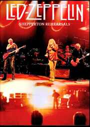 Led Zeppelin レッド・ツェッペリン/London,UK 2007 Rehearsals
