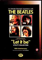Beatles ビートルズ/レット・イット・ビー・ザ・ムービー Let it Be Original 16mm Remixed & and Remastered