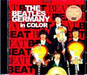 Beatles ビートルズ/ドイツ公演 1966年 ライヴ&ドキュメンタリー映像 カラー版 Germany 1966 in Color