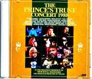 Various Artists Eric Clapton,Phil Collins,Elton John,Peter Gabriel/若年失業者支援の慈善団体 コンサート London,UK 1988
