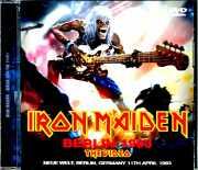 Iron Maiden アイアン・メイデン/Germany 1993