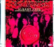 Whitesnake ホワイトスネイク/NY,USA 2.15.1990