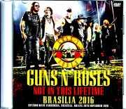 Guns N' Roses ガンズ・アンド・ローゼス/Brazil 11.20.2016