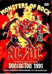 AC/DC /モンスターズ・オブ・ロック 1991年 UK 1991 Upgrade