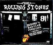 Rolling Stones ローリング・ストーンズ/NJ,USA 1997 Roadie Tapes
