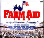 Various Artists Neil Young,Bon Jovi,Foreigner,Bob Dylan,Tom Petty/ファーム・エイド 1985年 Farm Aid IL,USA 1985