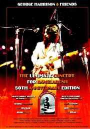 George Harrison ジョージ・ハリソン/バングラデシュ公演 50周年 Bangladesh 50th Anniversary Edition