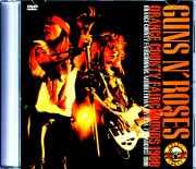Guns N' Roses ガンズ・アンド・ローゼス/NY,USA 8.7.1988