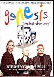 Genesis ジェネシス/England,UK 2021