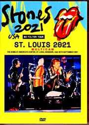 Rolling Stones ローリング・ストーンズ/MO,USA 2021 Multicam
