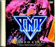 TNT ティーエヌティー/黄金時代映像集 Compilation of 80's promotional clips