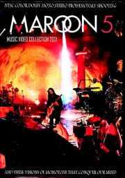 Maroon 5 マルーン・5/Music Video Collection 2021