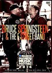 Bruce Springsteen & the E Street Band ブルース・スプリングスティーン/TX,USA 2014