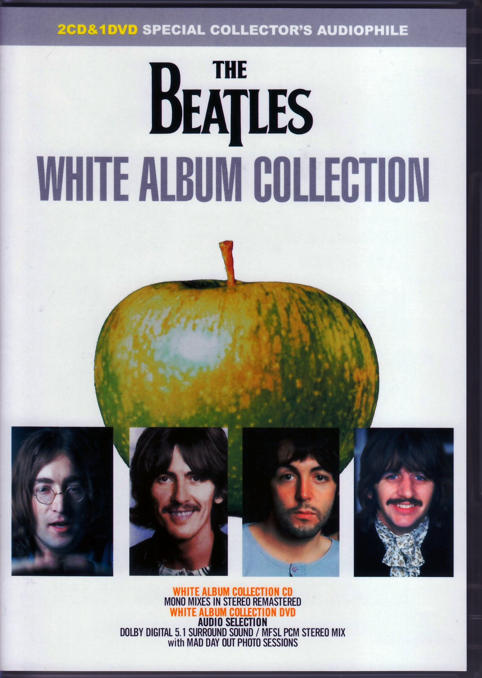 Beatles ビートルズ/White Album Collection
