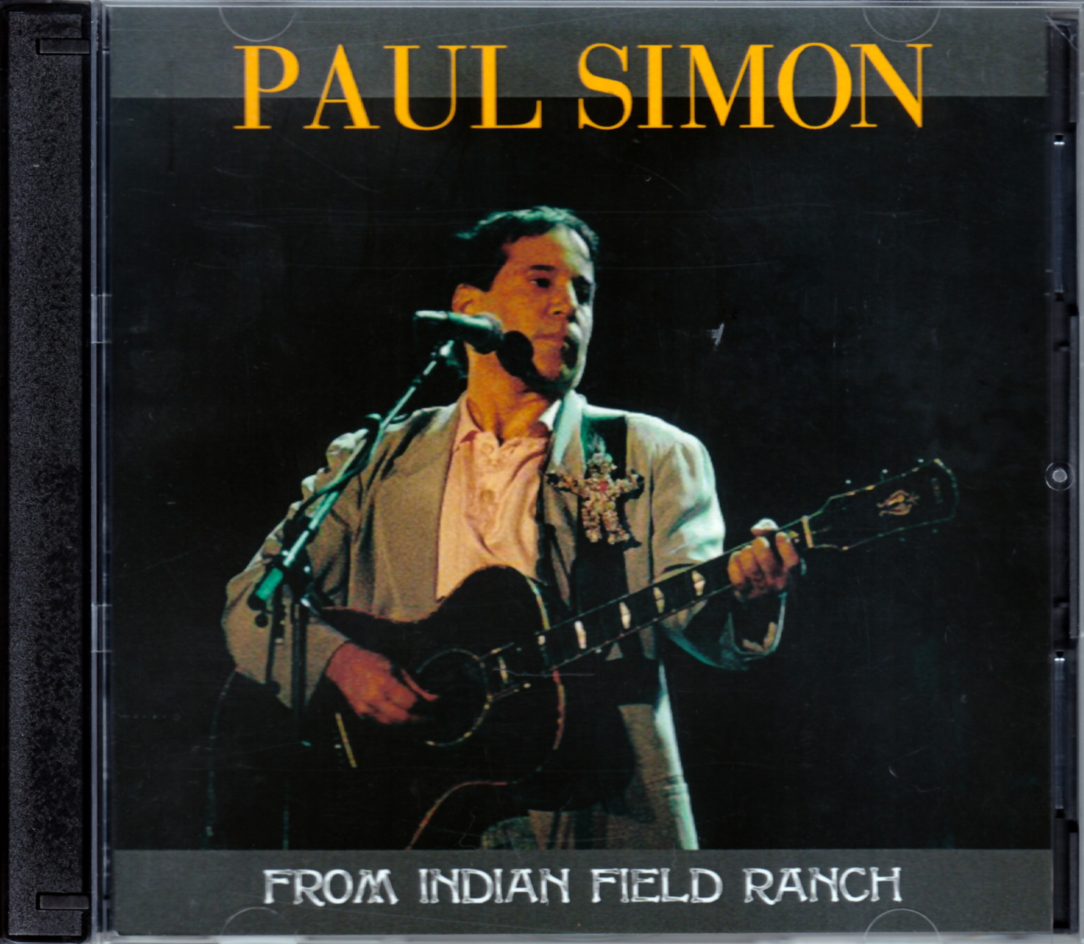 Paul Simon ポール・サイモン/New York,USA 1992