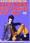 David Bowie デビッド・ボウイ/Video Archives 1973-1989