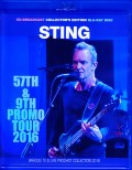 Sting スティング/TV Live and Promo Collection 2016