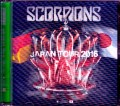 Scorpions スコーピオンズ/Tokyo,Japan 2016 DVD+BRD Ver.